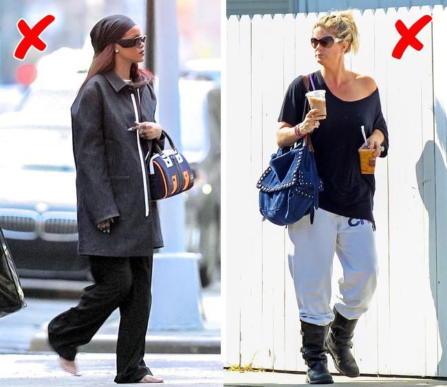 10 kiểu ăn mặc được nhiều chị em ưa chuộng nhưng lại khiến người ta già đi cả chục tuổi - Ảnh 7.