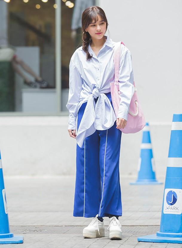 """Dù năm nay đã 30 lại có vóc dáng mi nhon nhưng nàng """"Song Hye Kyo"""" Thái Lan vẫn diện đồ đẹp hết chỗ chê - Ảnh 4."""