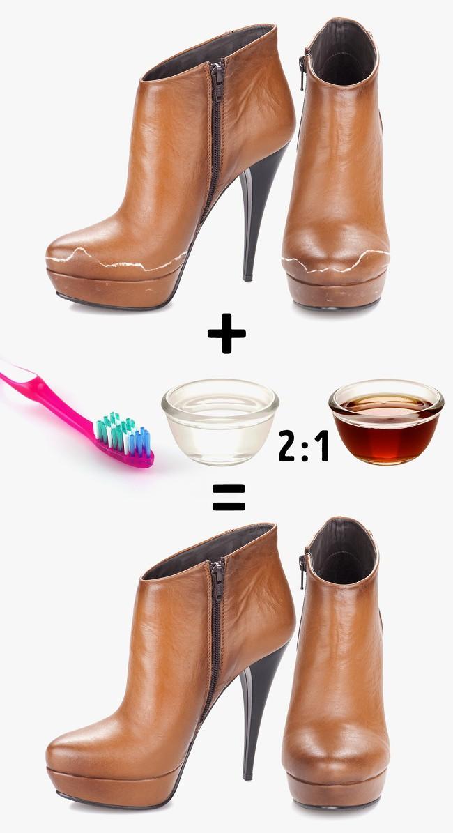 11 mẹo đơn giản không chỉ giúp giày cũ sạch bóng như mới mà còn vừa vặn hơn với đôi chân bạn - Ảnh 11.