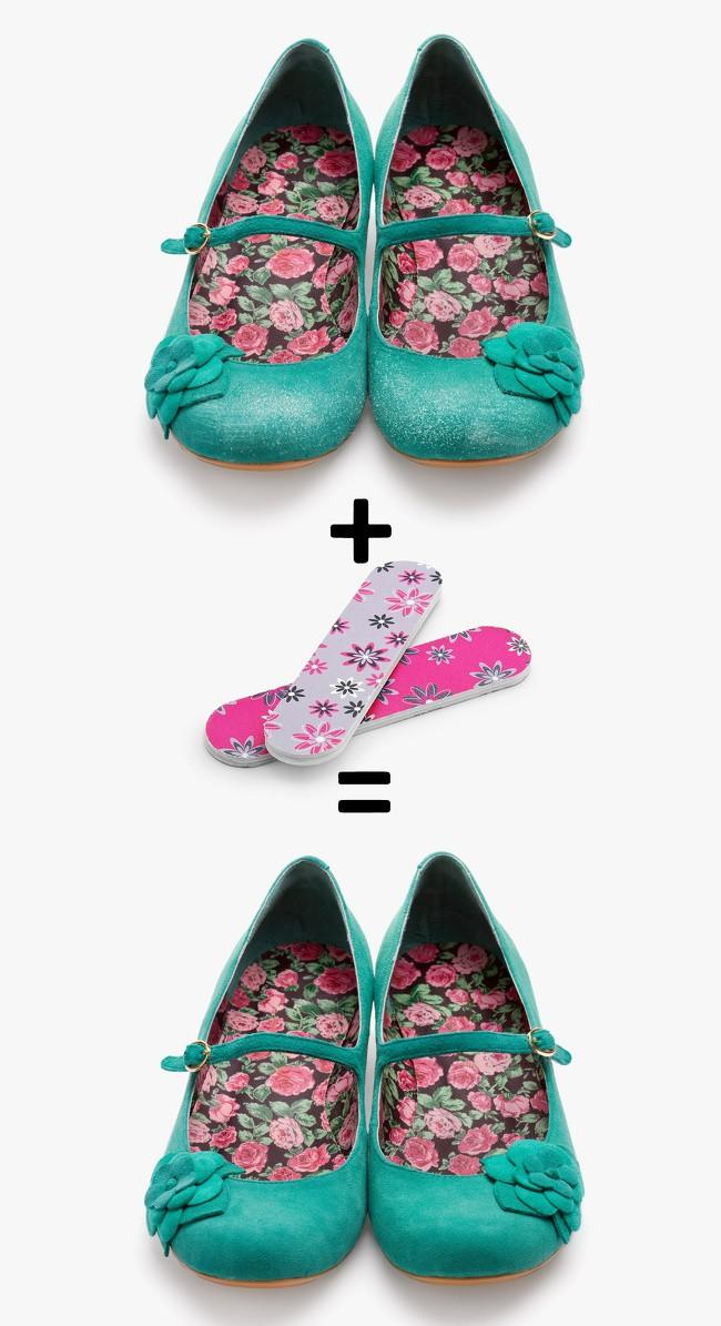 11 mẹo đơn giản không chỉ giúp giày cũ sạch bóng như mới mà còn vừa vặn hơn với đôi chân bạn - Ảnh 3.