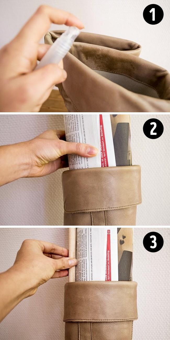 11 mẹo đơn giản không chỉ giúp giày cũ sạch bóng như mới mà còn vừa vặn hơn với đôi chân bạn - Ảnh 6.