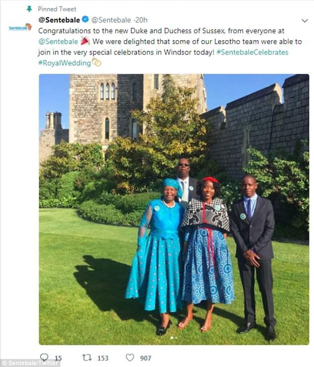 Chẳng phải nhân vật quyền quý lẫy lừng nào, đây mới là vị khách mời đặc biệt nhất trong đám cưới Hoàng tử Harry - Ảnh 8.
