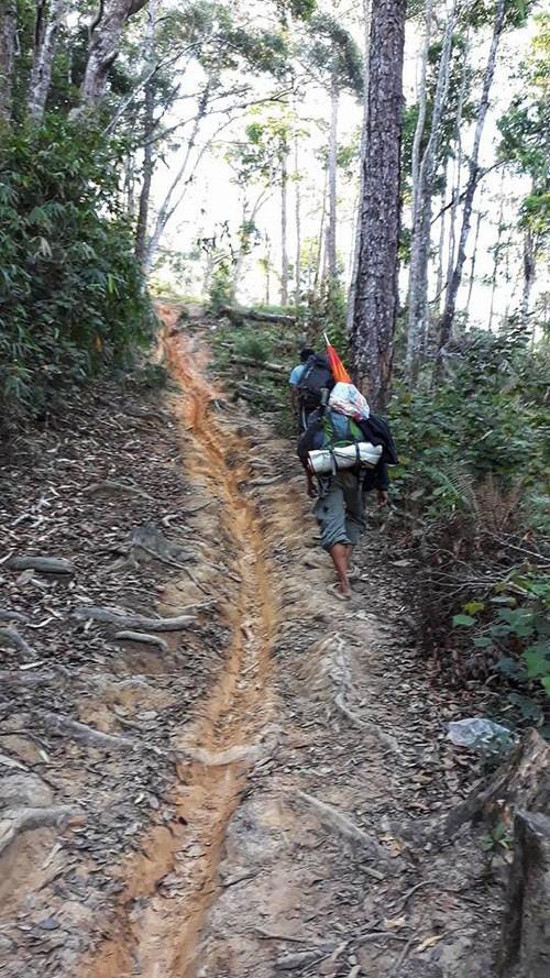 Những tai nạn đáng tiếc ở Tà Năng - Phan Dũng: Cung đường trekking đẹp nhất Việt Nam nhưng cũng đầy hiểm nguy khó lường - Ảnh 10.