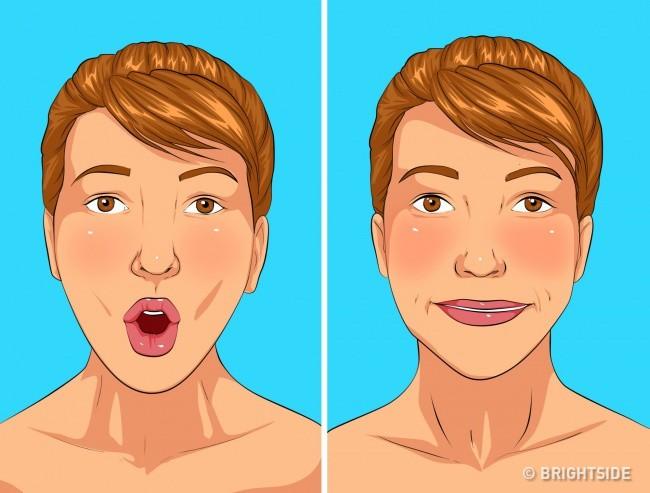 7 cách hiệu quả làm cho cổ của bạn trông trẻ hơn, không còn tình trạng mặt xinh mà cổ xấu xí - Ảnh 10.