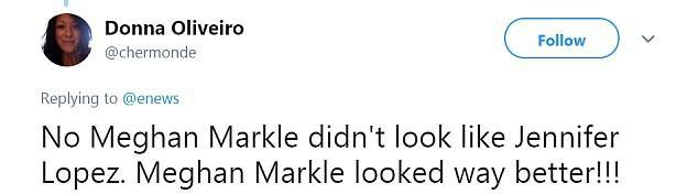 Thật tình cờ và thật bất ngờ, váy cưới của Meghan Markle giống hệt váy Jennifer Lopez mặc từ 17 năm trước - Ảnh 11.