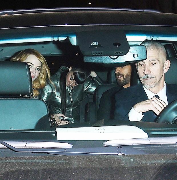 Sau khi ly hôn Jennifer Aniston, Justin Theroux đã nhanh chóng hẹn hò với Emma Stone? - Ảnh 1.