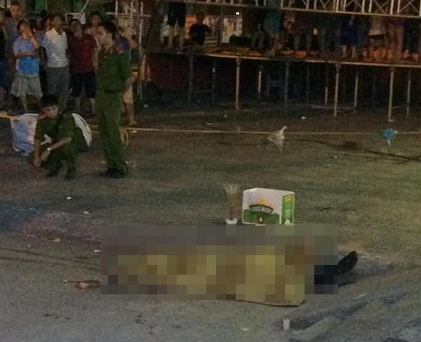 Hà Nội: Một người nghi nhảy lầu tự tử tại chung cư Đại Thanh - Ảnh 2.