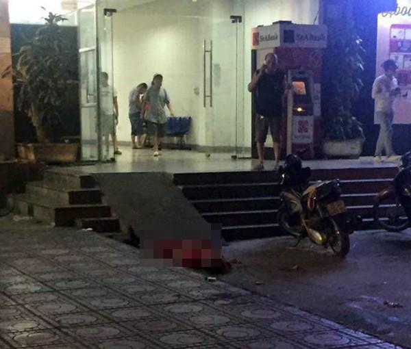 Hà Nội: Một người nghi nhảy lầu tự tử tại chung cư Đại Thanh - Ảnh 1.