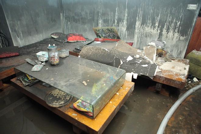 Nguyên nhân ban đầu vụ cháy tại chung cư Bắc Hà Fodacon ở Hà Nội - Ảnh 1.