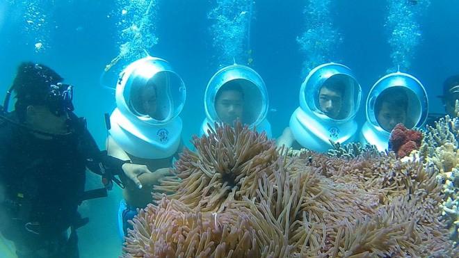 Nha Trang - thiên đường cho những người đam mê các trò mạo hiểm dưới biển, ai cũng nên thử một lần cho biết - Ảnh 8.
