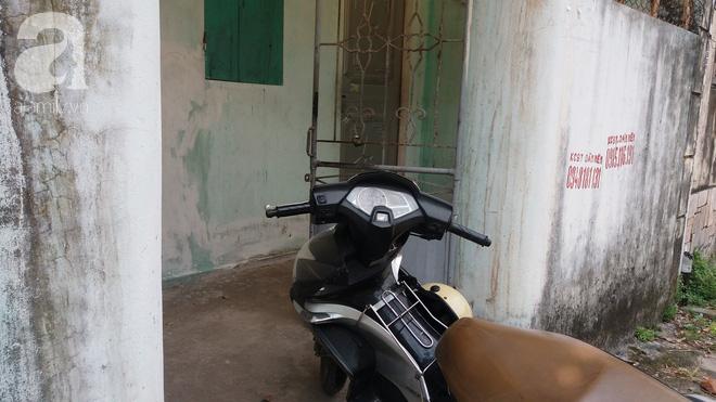 Người lái xe ôm bị nữ quái siết cổ để cướp ở Hà Nội: Tôi đã lường trước vì sợ nó bỏ thuốc mê - Ảnh 7.