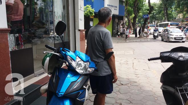 Người lái xe ôm bị nữ quái siết cổ để cướp ở Hà Nội: Tôi đã lường trước vì sợ nó bỏ thuốc mê - Ảnh 6.