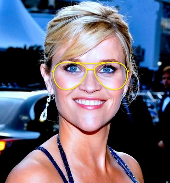 7 loại gương mặt và những bí kíp vàng giúp chị em chọn được mắt kính vừa chuẩn vừa đẹp - Ảnh 3.