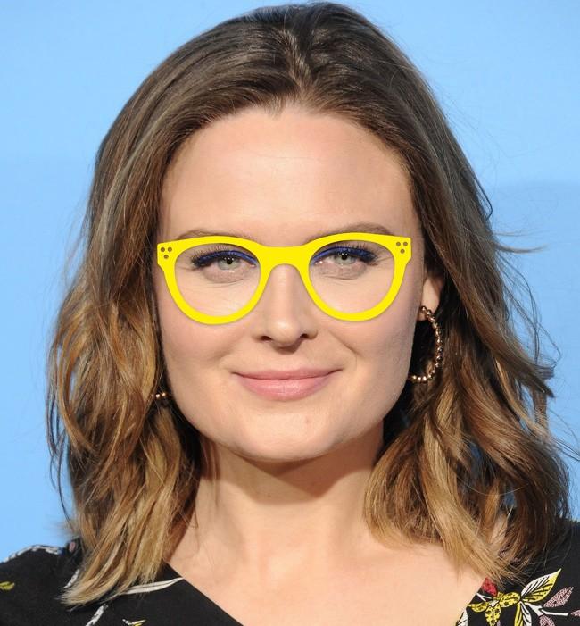 7 loại gương mặt và những bí kíp vàng giúp chị em chọn được mắt kính vừa chuẩn vừa đẹp - Ảnh 4.