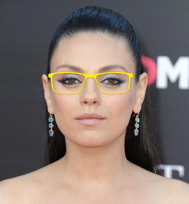 7 loại gương mặt và những bí kíp vàng giúp chị em chọn được mắt kính vừa chuẩn vừa đẹp - Ảnh 6.