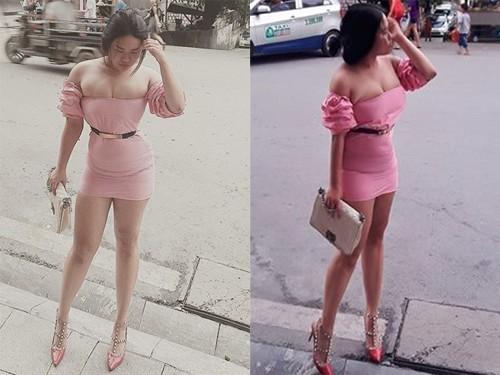 Bỏ 450 nghìn mua váy hot girl, cô nàng ngậm ngùi nhận về đống bùi nhùi, còn bị dân mạng chê dáng xấu - ảnh 8
