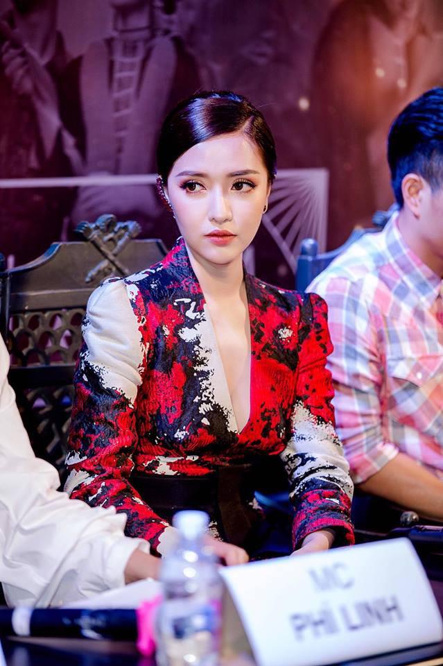 Hành trình thay đổi nhan sắc của Bích Phương: Sau 8 năm từ cô nàng Vietnam Idol đen nhẻm đến nhan sắc vạn người mê - Ảnh 12.