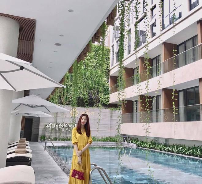 Chỉ hơn 1 tháng sau sinh, Thu Thảo đã tự tin diện đầm ôm khoe vóc dáng cực thon gọn  - Ảnh 4.