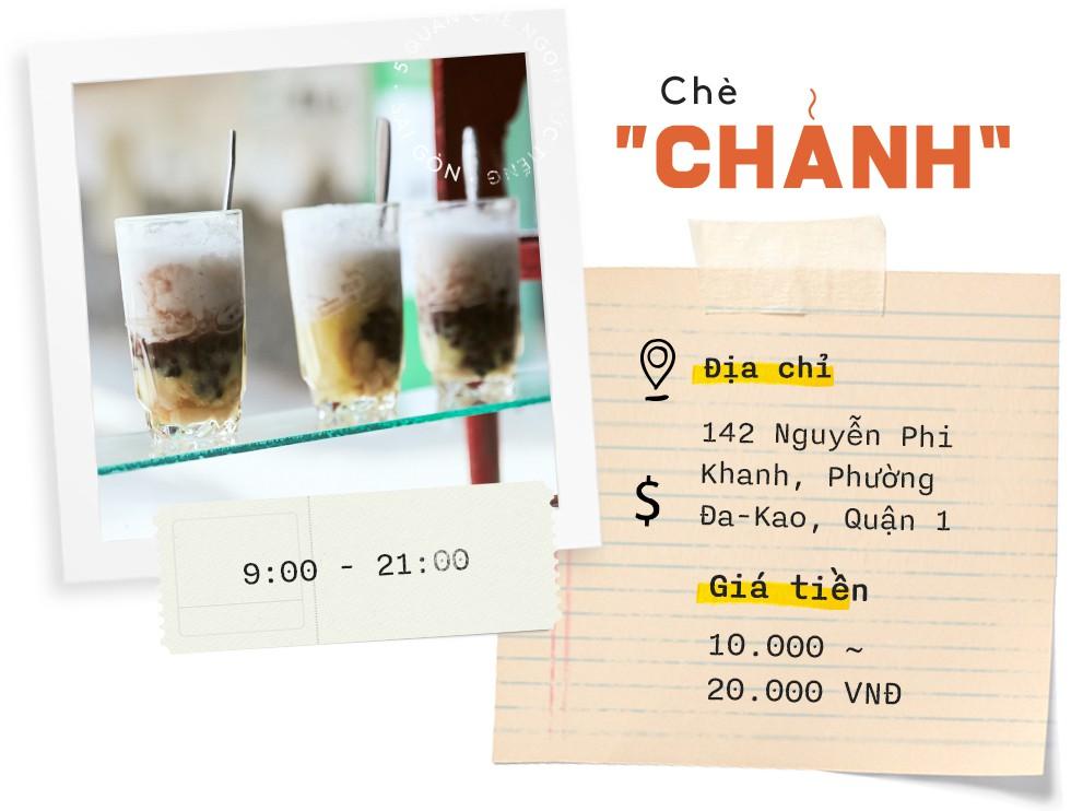 5 quán chè ngon nức tiếng của những người Sài Gòn hảo ngọt - Ảnh 8.