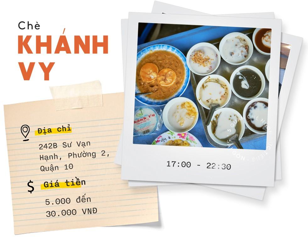 5 quán chè ngon nức tiếng của những người Sài Gòn hảo ngọt - Ảnh 10.