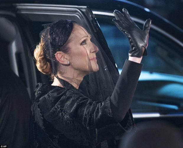 Chuyện tình âm dương cách biệt của vợ chồng Celine Dion: Anh có thể thất bại trước thần chết nhưng mãi là người hùng trong tim em - Ảnh 8.