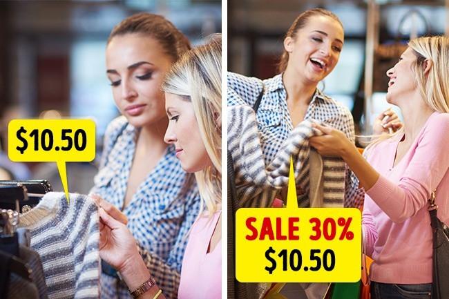 Cứ lao đầu vào mua sắm quần áo mà không để ý những mánh khóe này của các cửa hàng thời trang thì chị em sẽ chỉ tiền mất, tật mang - ảnh 1