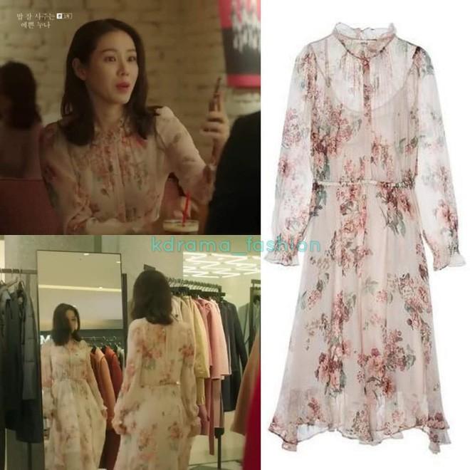 Cơn sốt của chiếc váy hoa quốc dân: Đến cả Song Hye Kyo cũng chọn mặc để đóng quảng cáo đây này! - Ảnh 6.