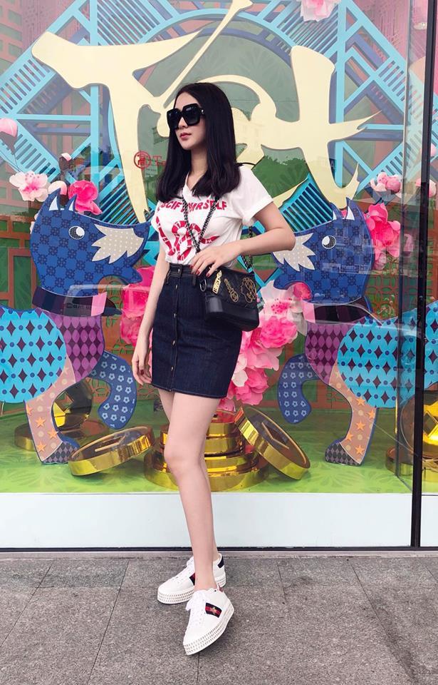 Cứ nói mãi về Ngọc Trinh hay Hà Hồ, ai ngờ showbiz Việt còn có người đẹp này cũng là tay chơi hàng hiệu đáng gờm - Ảnh 17.