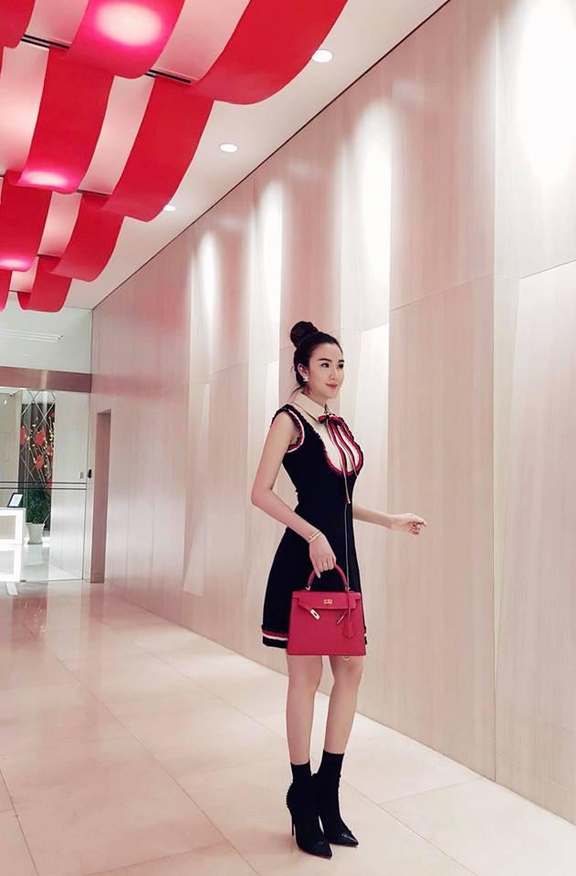 Cứ nói mãi về Ngọc Trinh hay Hà Hồ, ai ngờ showbiz Việt còn có người đẹp này cũng là tay chơi hàng hiệu đáng gờm - Ảnh 21.