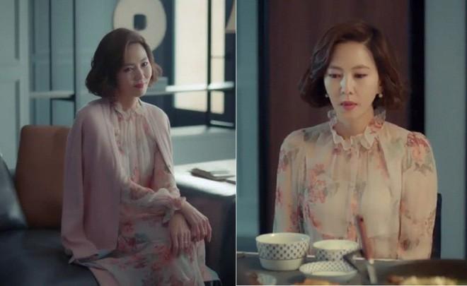 Cơn sốt của chiếc váy hoa quốc dân: Đến cả Song Hye Kyo cũng chọn mặc để đóng quảng cáo đây này! - Ảnh 7.
