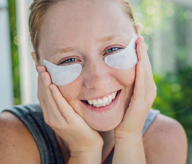8 loại mặt nạ từ nguyên liệu thiên nhiên loại bỏ quầng thâm mắt hiệu quả, giúp bạn luôn xinh đẹp rạng ngời - Ảnh 8.