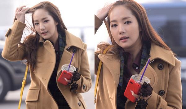 Vừa được khen nhan sắc thẩm mỹ đỉnh cao, Park Min Young đã lộ cằm dài nhọn bất thường trong phim mới - Ảnh 7.