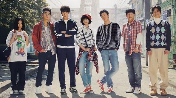 6 bộ phim Phía trước là bầu trời của xứ Hàn đáng xem nhất về đời sinh viên - Ảnh 1.