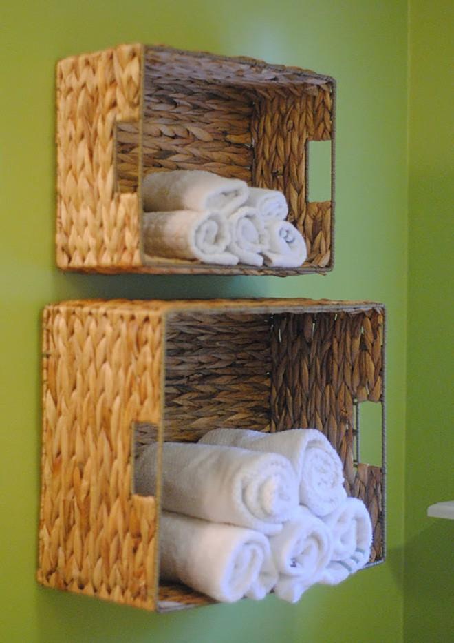 9 mẹo sắp xếp đồ đạc cực đơn giản này sẽ giúp phòng tắm nhà bạn gọn gàng, ngăn nắp trong vòng một nốt nhạc - Ảnh 3.