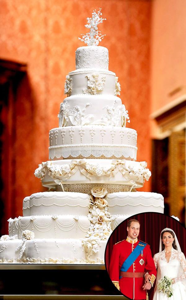 Nhiều năm trôi qua, bánh cưới từ 5 đám cưới Hoàng gia Anh sắp được đem ra đấu giá, bạn sẽ bất ngờ với giá trị thật của 1 miếng bánh - Ảnh 7.