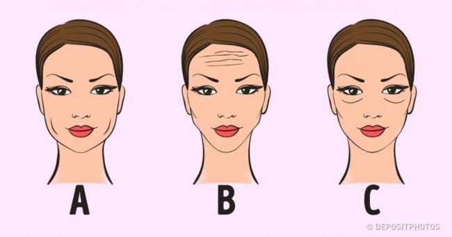 12 dấu hiệu trên khuôn mặt tiết lộ tình trạng sức khỏe của bạn - Ảnh 1.