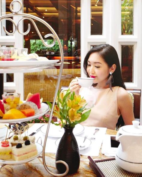 4 beauty blogger Việt mới nổi: Đã xinh đẹp lại sở hữu cuộc sống sang chảnh đến đáng ghen tị! - Ảnh 4.