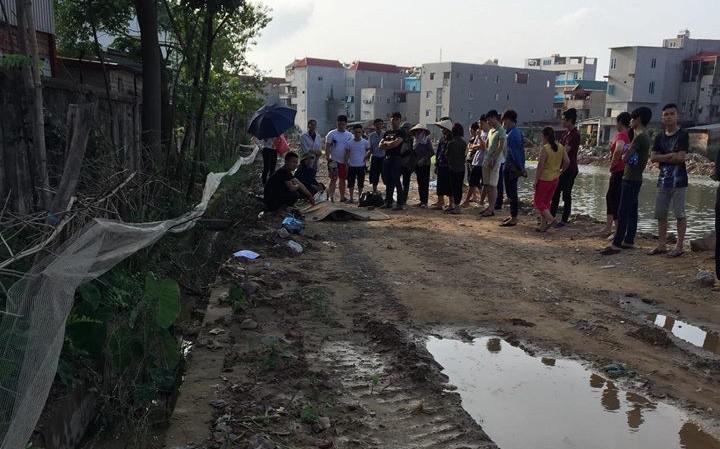 Cơ quan chức năng lên tiếng về vụ thi thể cô gái ở Bắc Giang nghi bị hiếp, phi tang xác xuống ao