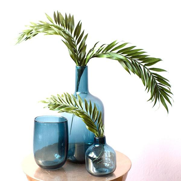 3 cách làm bình lá trang trí nhà sắc xanh thật đẹp - Ảnh 3.