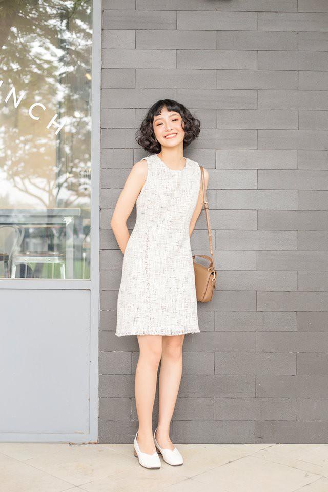 Mát lịm với 15 mẫu váy tay cộc mỏng nhẹ, mà giá loanh quanh 700 ngàn đồng dành cho các nàng dịp hè này - Ảnh 12.