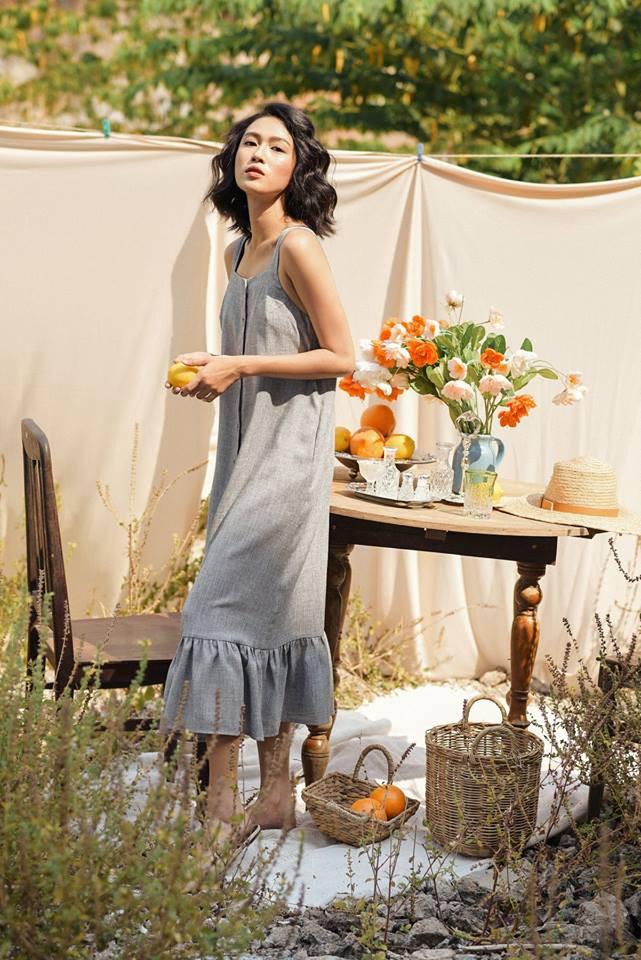 Mát lịm với 15 mẫu váy tay cộc mỏng nhẹ, mà giá loanh quanh 700 ngàn đồng dành cho các nàng dịp hè này - Ảnh 14.