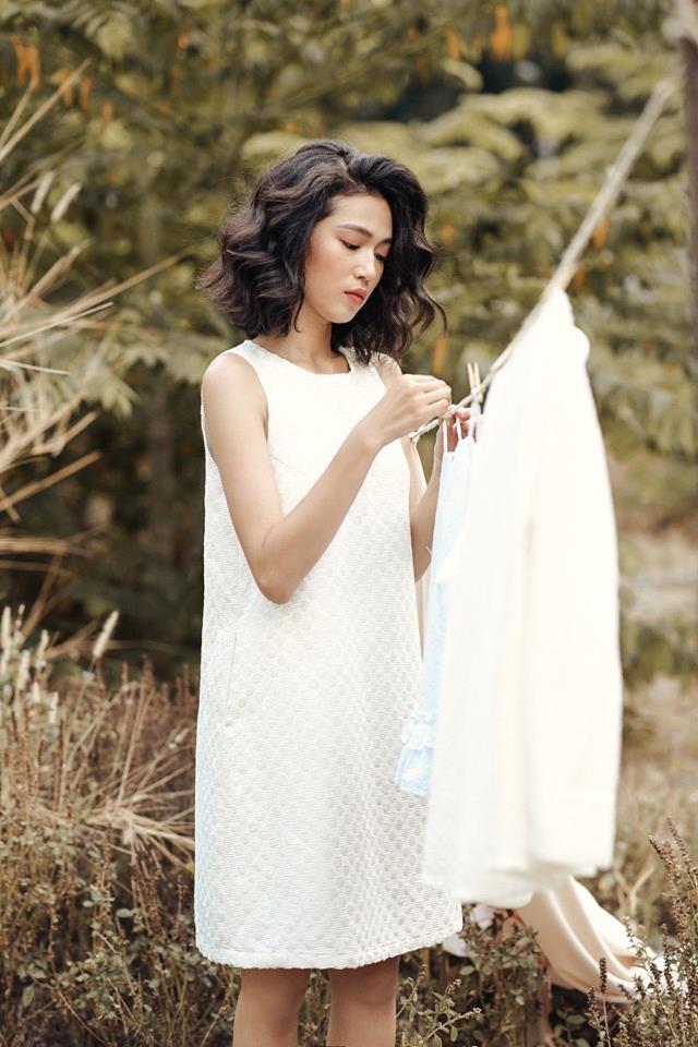 Mát lịm với 15 mẫu váy tay cộc mỏng nhẹ, mà giá loanh quanh 700 ngàn đồng dành cho các nàng dịp hè này - Ảnh 15.