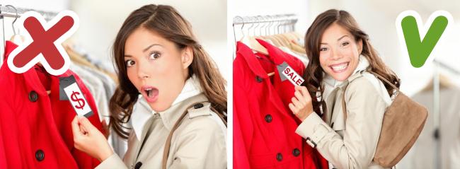 10 bí kíp giúp chị em không lâm vào cảnh mua cả đống quần áo nhưng chẳng bao giờ động đến - Ảnh 8.