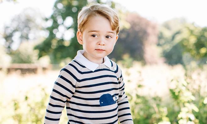 Tiết lộ vận mệnh tương lai của Hoàng tử út Louis, sẽ khác biệt với anh trai George - Ảnh 2.