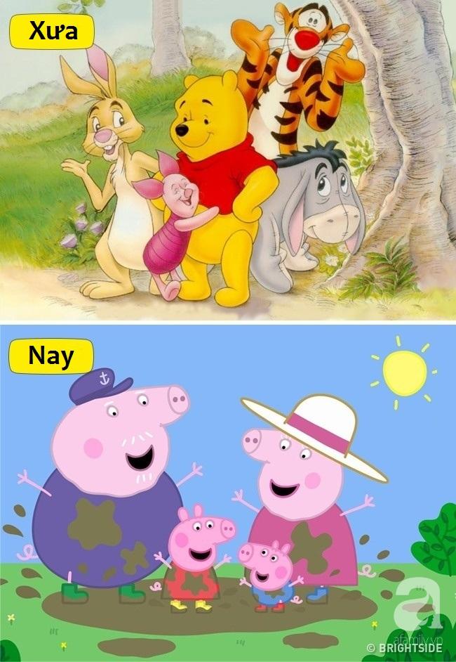 Bộ tranh hài hước so sánh khác biệt một trời một vực giữa trẻ con thời xưa và thời nay - Ảnh 12.