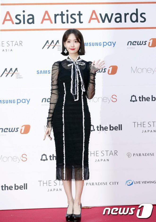 Cùng 1 chiếc đầm hiệu: Yoona được khen đẹp, Chi Pu bị chê sến và bạn hãy tự đánh giá Hari Won - Ảnh 5.