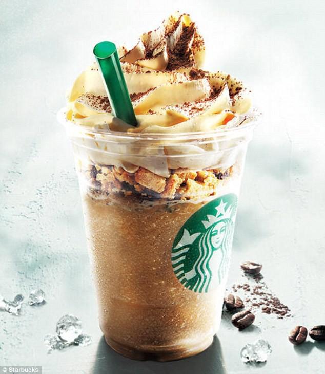 Bất ngờ món đồ uống sáng tạo của Starbucks ở châu Á - Ảnh 2.