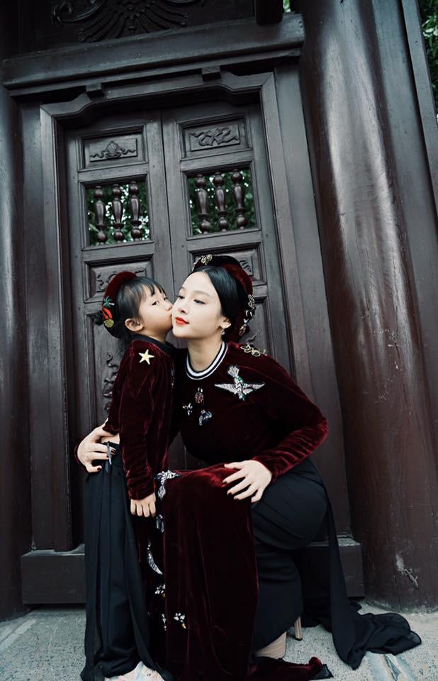 Ghen tị với tổ ấm chồng chiều con ngoan của những hot girl Việt đình đám - Ảnh 10.
