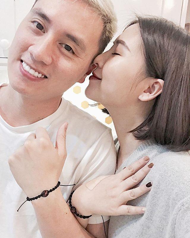 Ghen tị với tổ ấm chồng chiều con ngoan của những hot girl Việt đình đám - Ảnh 41.