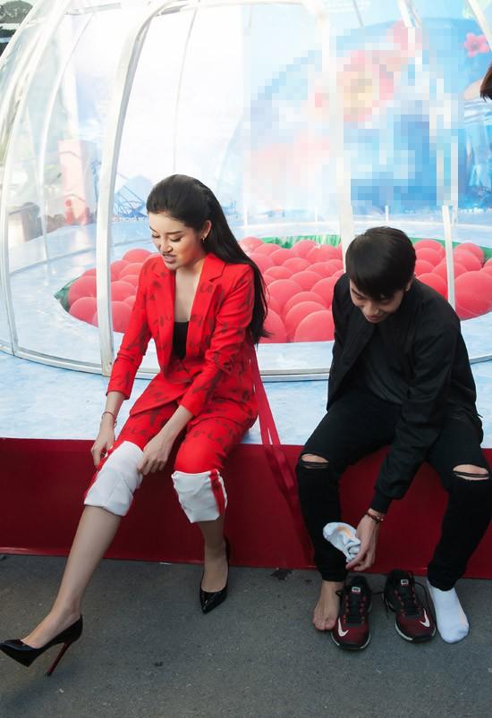 Nào chỉ đụng nhau một bộ đồ, Huyền My và Jolie Nguyễn còn một điểm chung khác chưa nhiều người nhận ra - Ảnh 2.